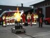 Feuerlöscherübung in Axberg