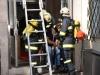 Übung Feldkirchen Hubschrauberabsturz
