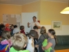 iAdalbert Stifter Praxisvolksschule zu Besuch beim Samariterbund Alkoven