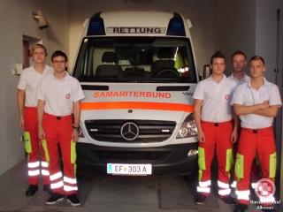 Rettungssanitäter Juli 2012
